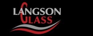 langson glass logo