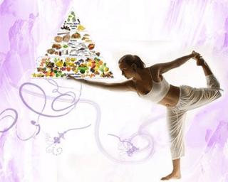 Piramide alimentare per una corretta nutrizione