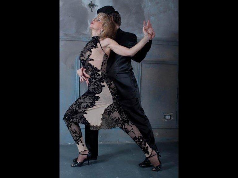 abiti tango