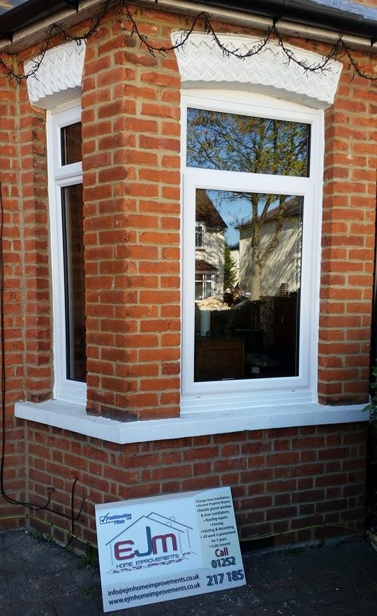 A double glazing project.