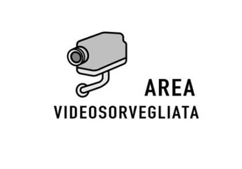 icona area videosorvegliata