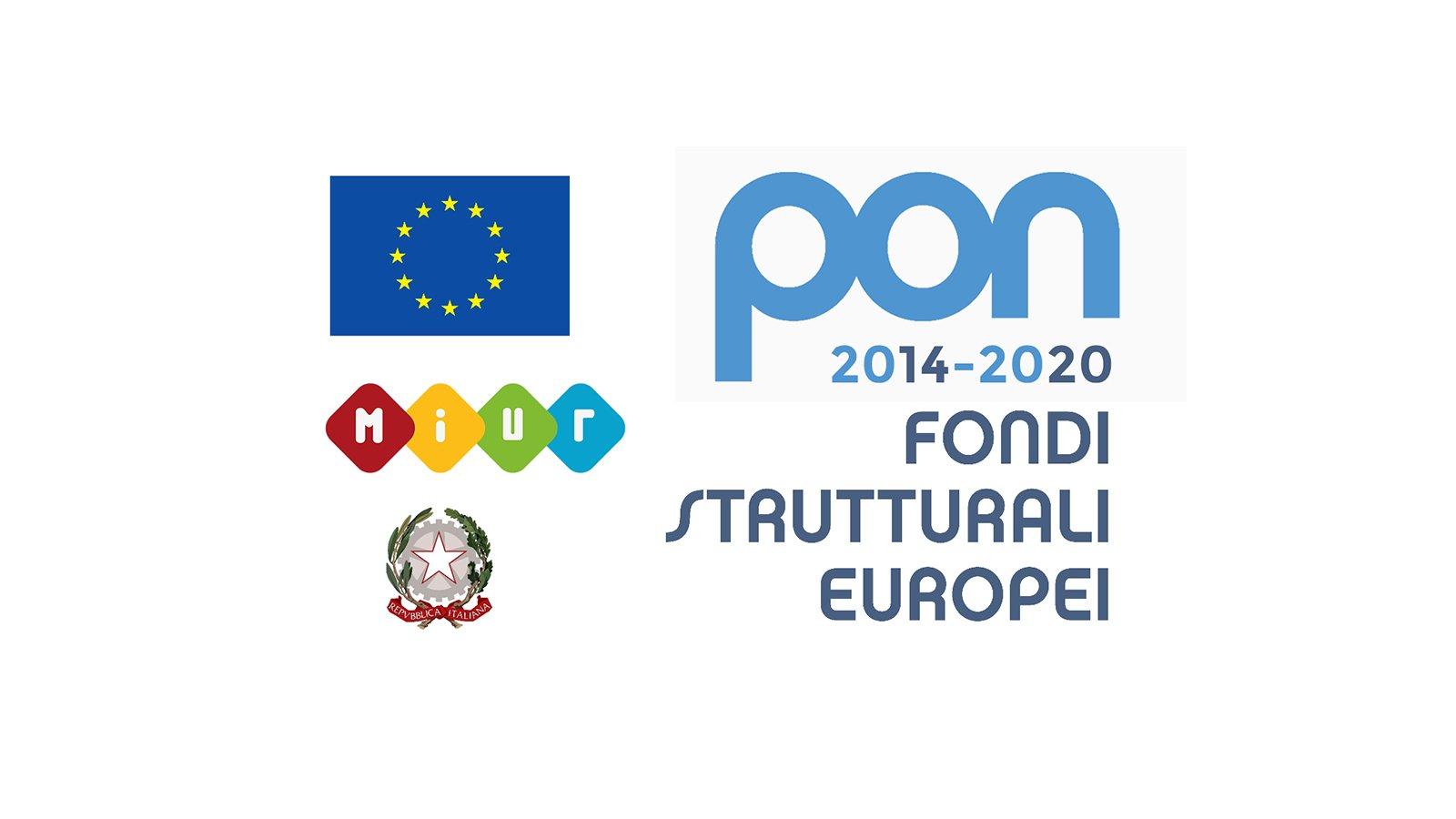 Cartello con l'annuncio del progetto 2014-2020 dell'Union europea per lo sviluppo