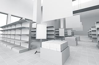 attrezzatura negozi alimentari