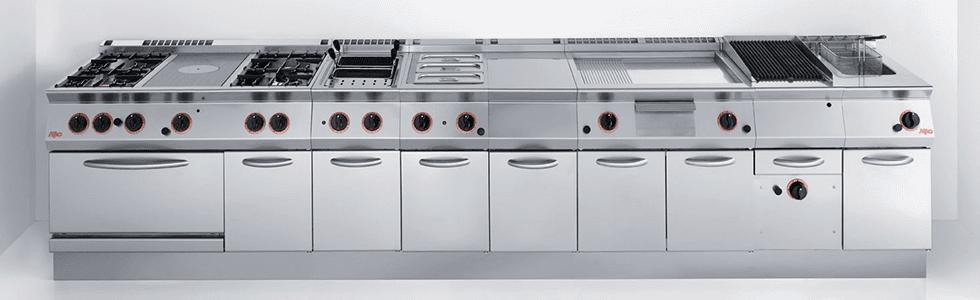 Cucine e cucine wok professionali Genova