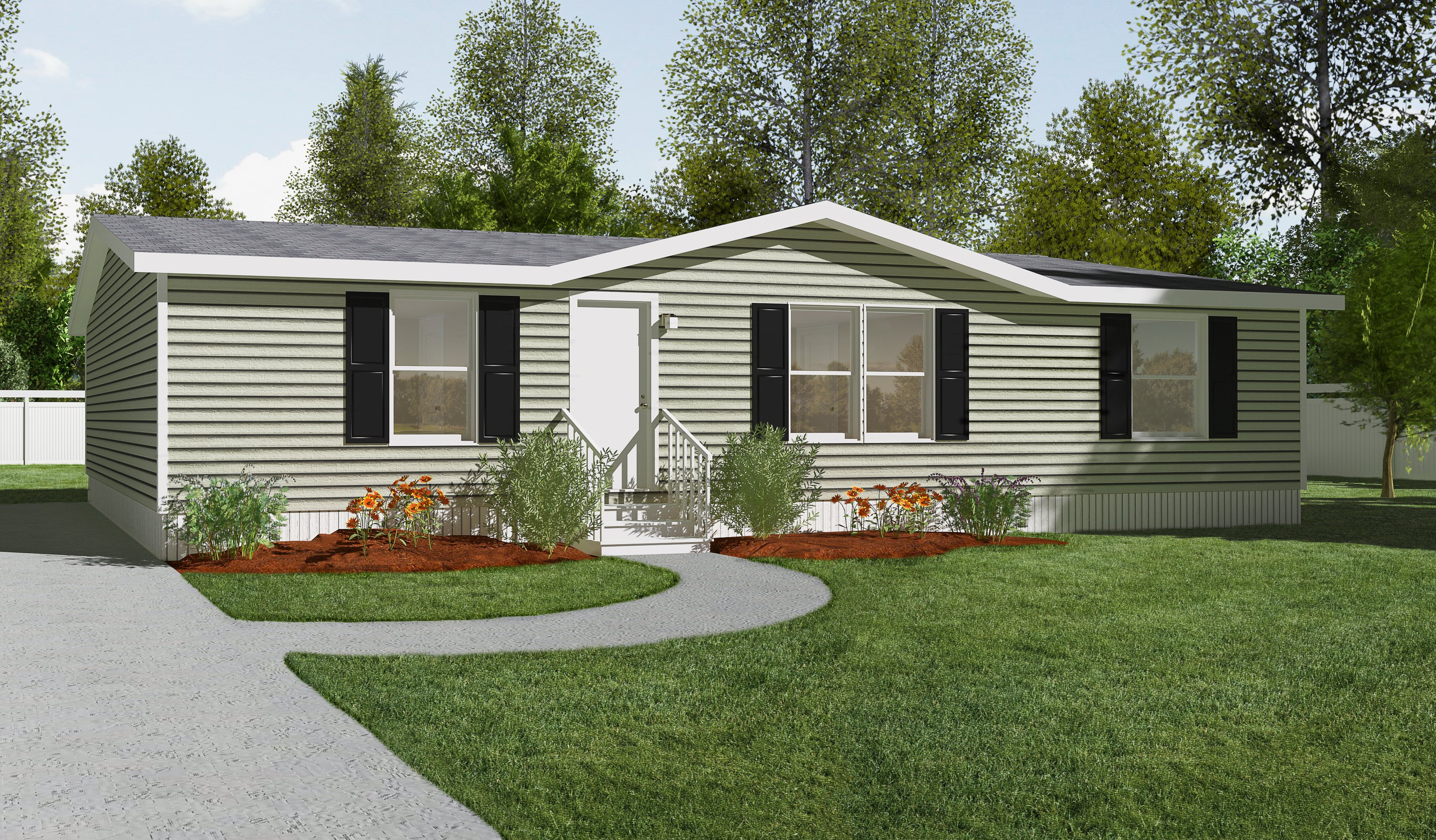 Double wides in Tyler, Tx. Manufactured homes for sale in ...