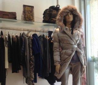 negozio moda donna