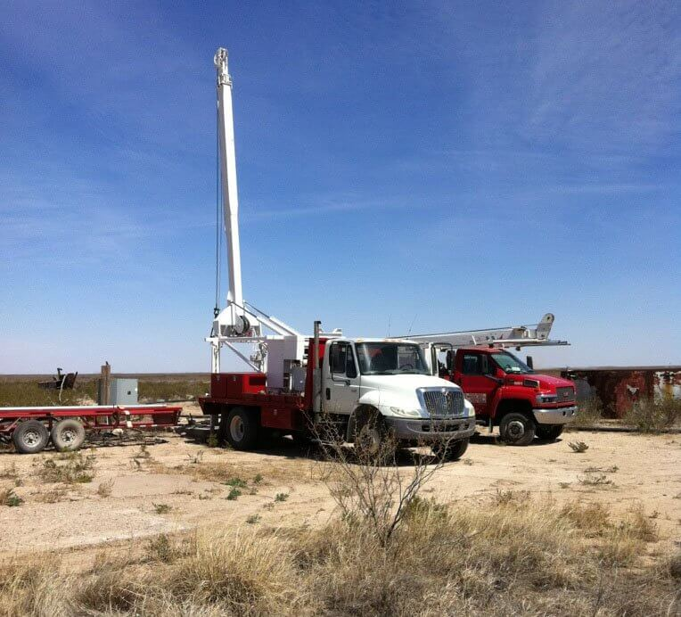 Water Well Service Fort Stockton, TX