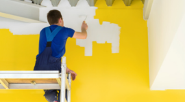 Pittura parete