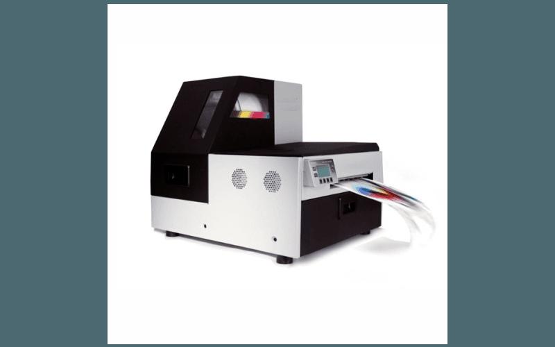 Left side printing speed blur
