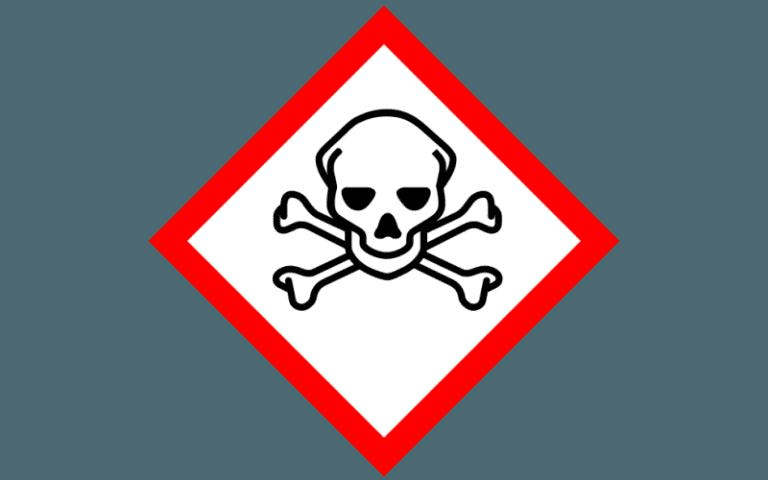 etichetta per la chimica _GHS06