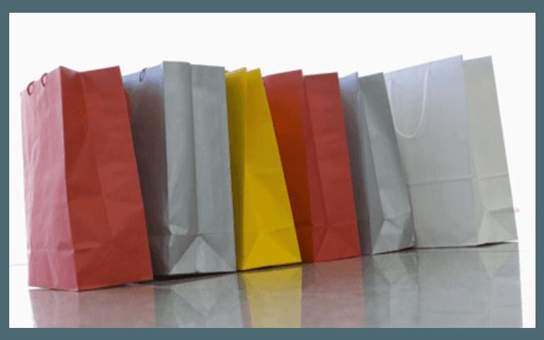 Etichette per sacchetti