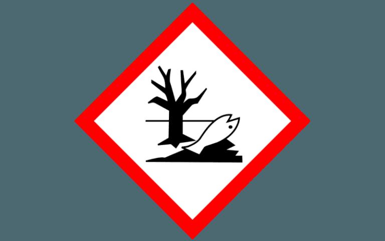 etichetta per la chimica _GHS09