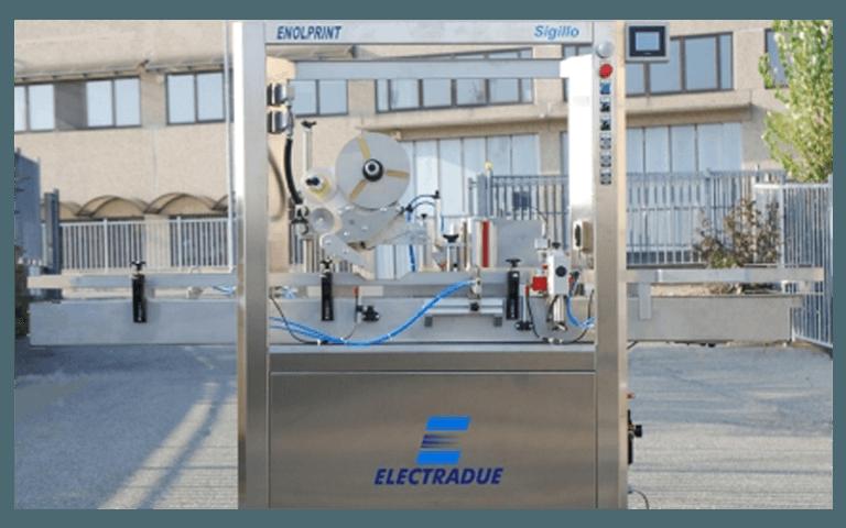 etichettatrice electradue