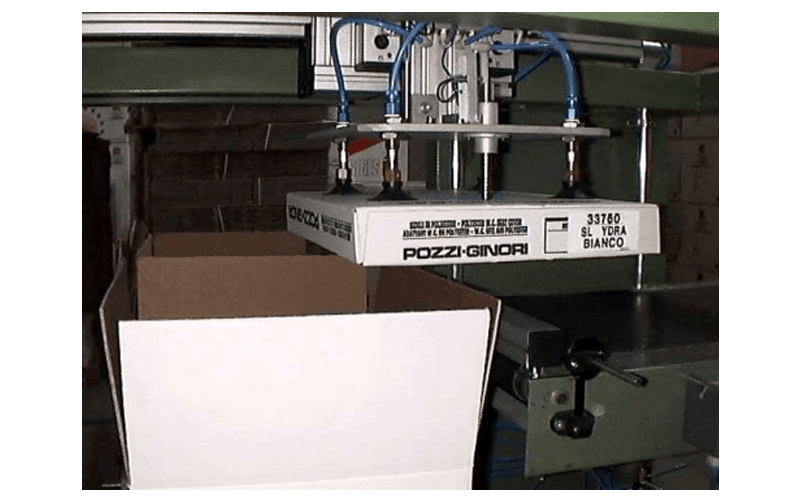 Automatic Boxing Line
