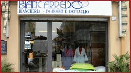 negozio tessili