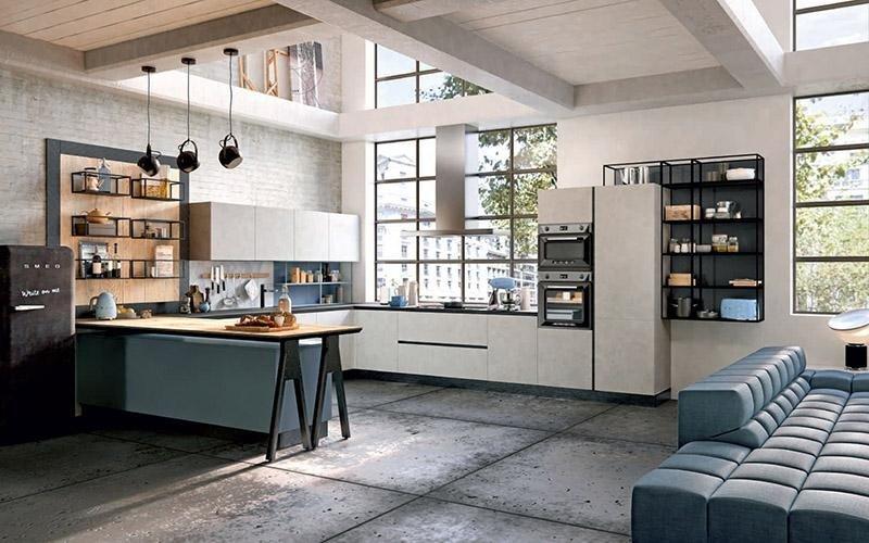 Cucina Spagnol Miami The Urban Loft