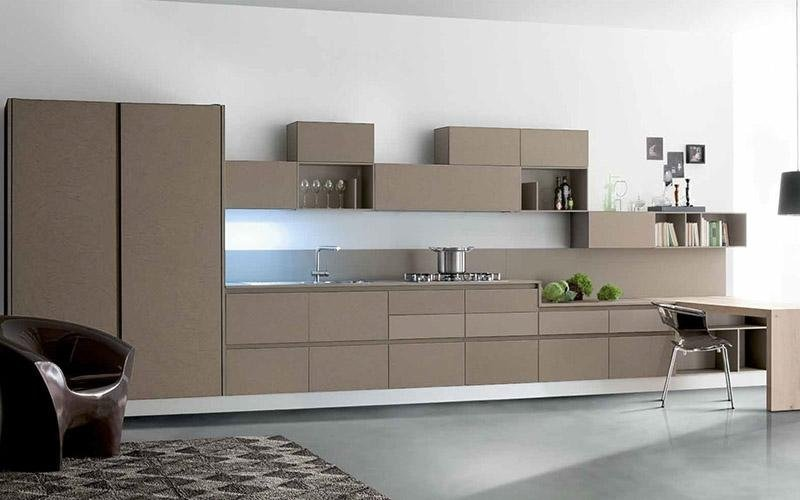 Cucina Spagnol ScaccoMatto - Pure Elegance color legno