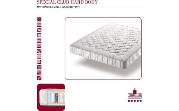 Materasso Oggioni Special Club Hard Body