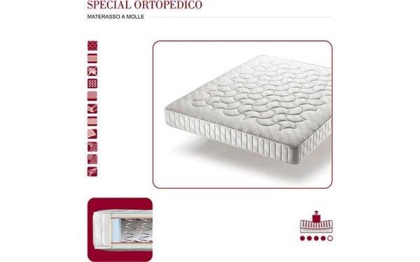 Materasso Oggioni Special Ortopedico