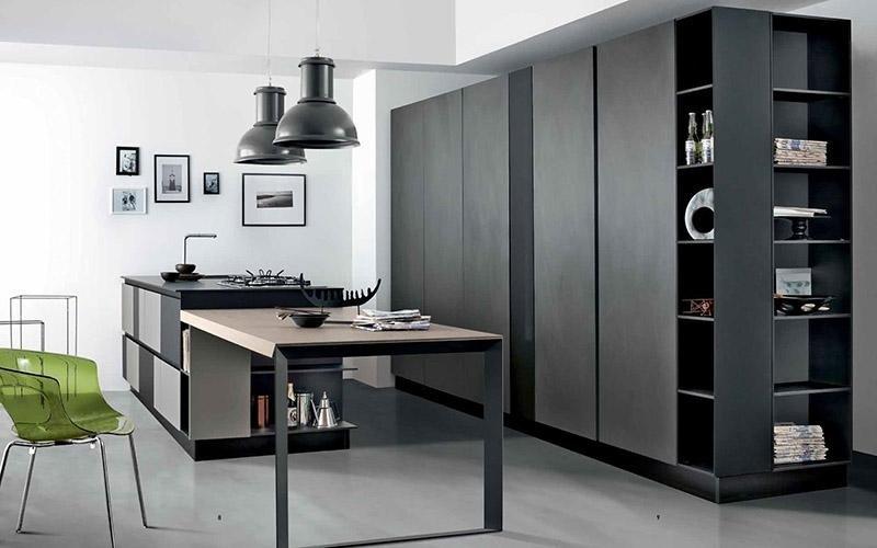 Cucina Spagnol ScaccoMatto - High Design