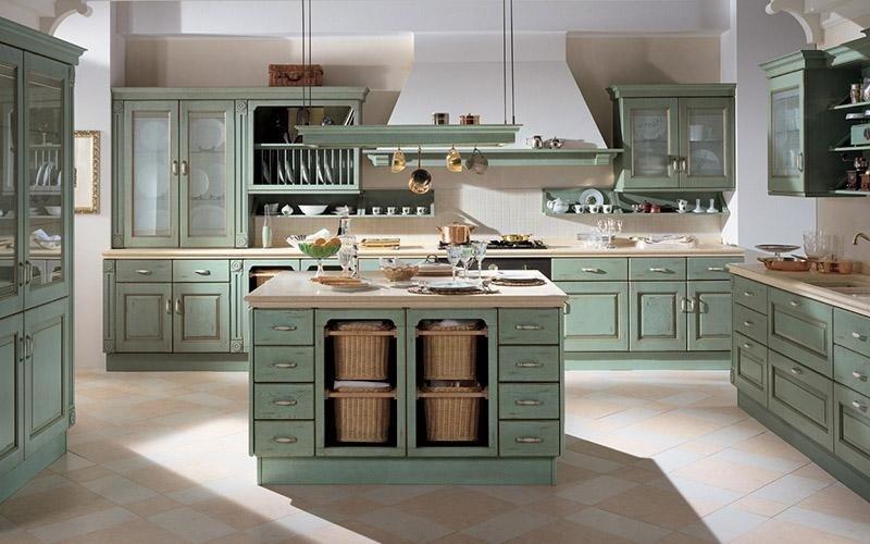 mobili cucina Scavolini Belvedere