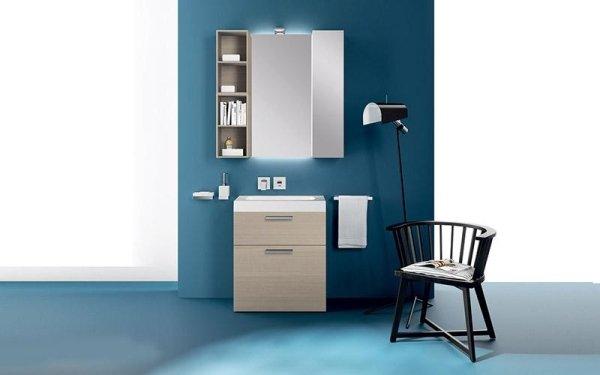 Bagno Scavoloni Aquo lavabo moderno