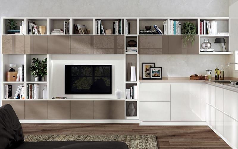 Arredamento per soggiorno integrato Scenery