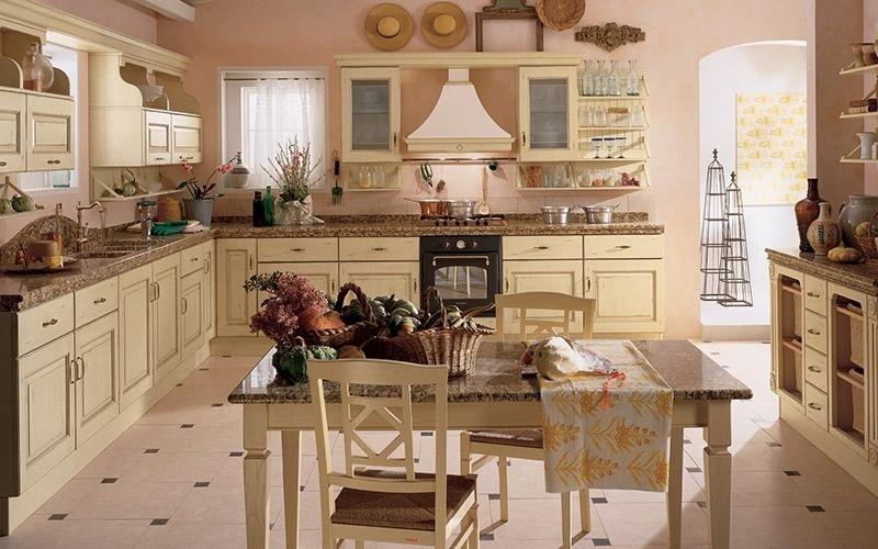 tavolo da cucina Scavolini Belvedere