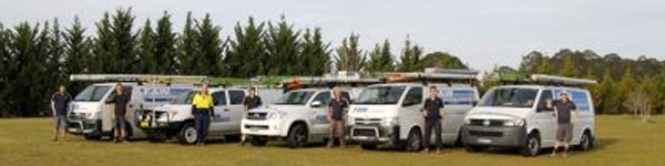 FAW electrical vans
