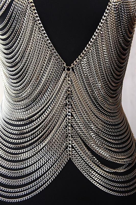 tessuti metallici per l'abbigliamento