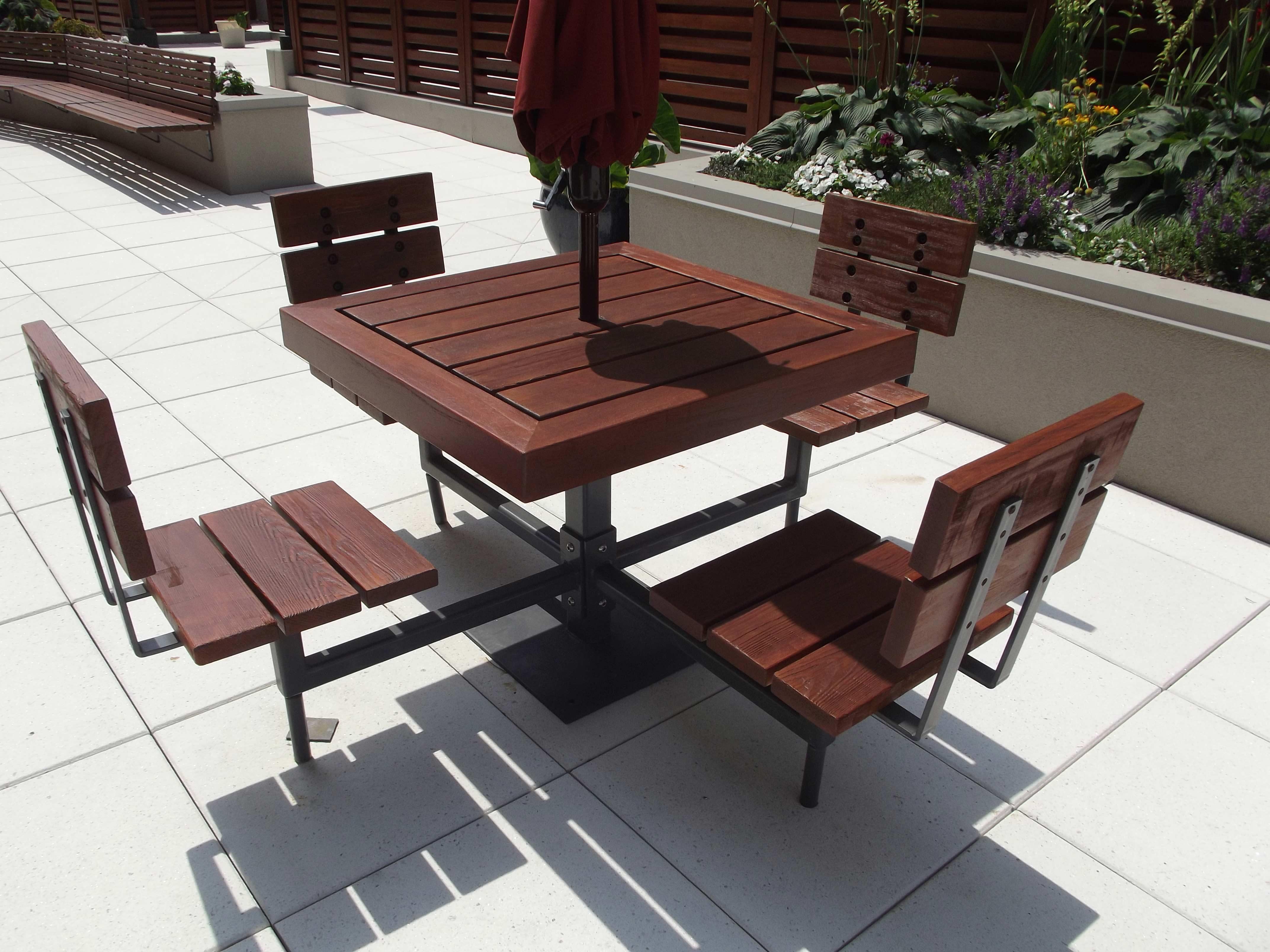 Experts in patio furniture restoration