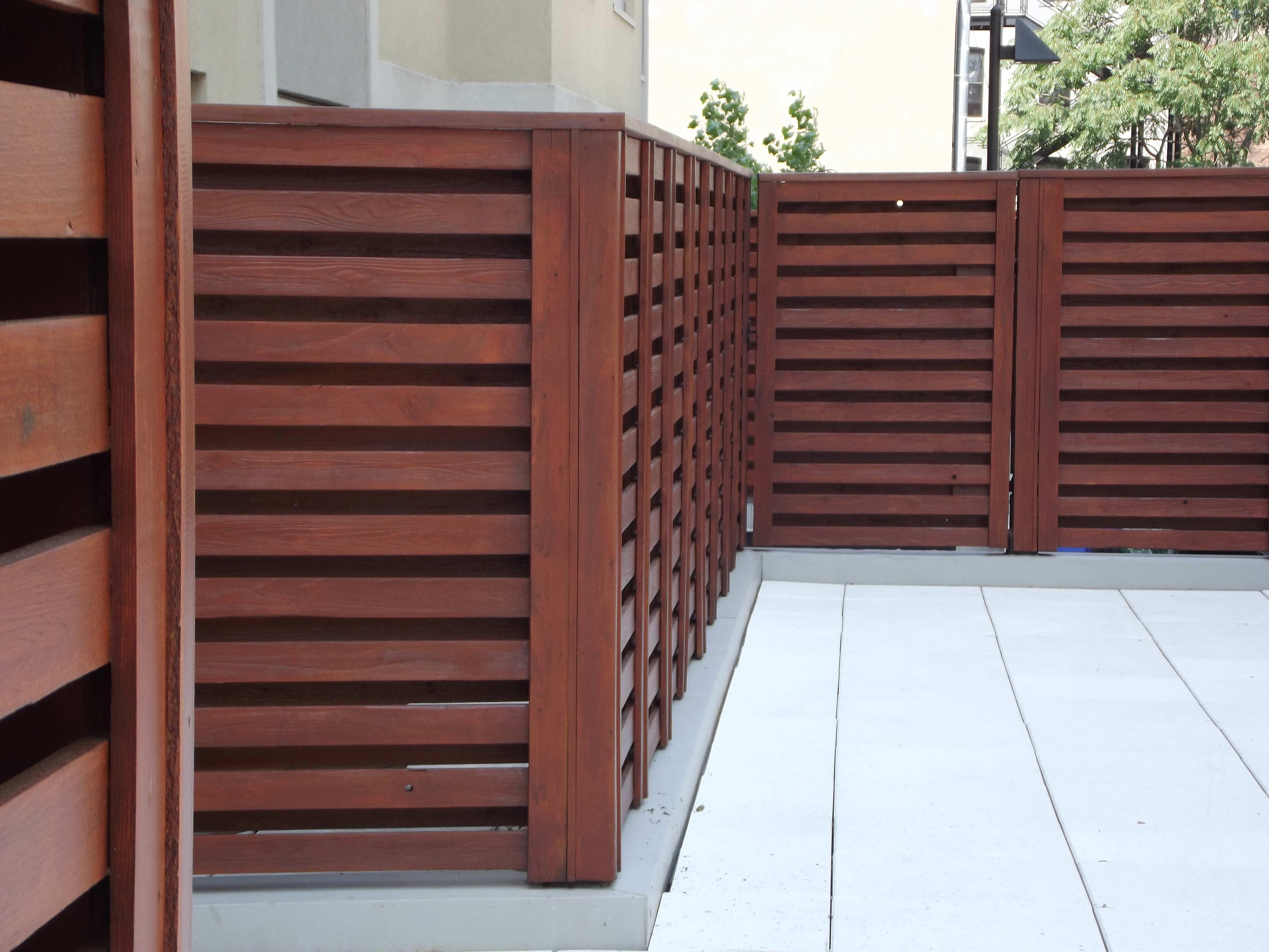 Specialist fence restoration