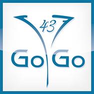 GO GO 43 - LOGO