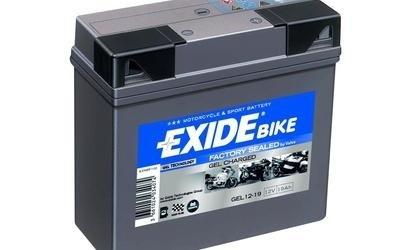 batteria EXIDE