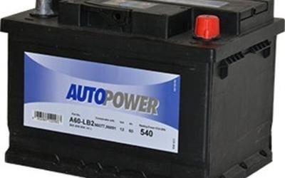batteria AUTOPOWER