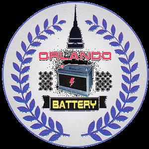 Orlando Battery  logo