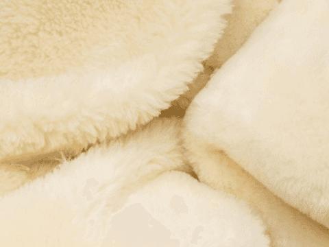 Merino wool bedding