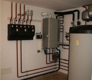 installazione ed assistenza tecnica caldaia
