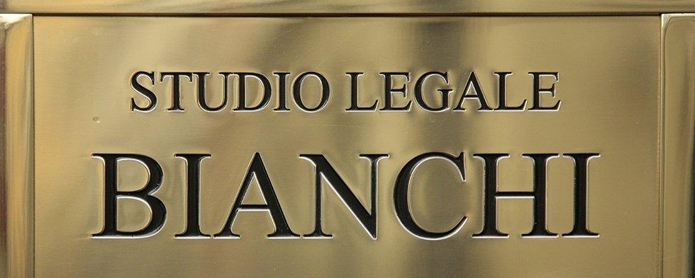 Studio Legale Bianchi