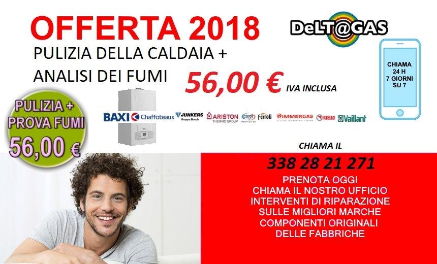 Pulizia caldaia bologna deltagas sostituzione caldaie for Manutenzione caldaia costo