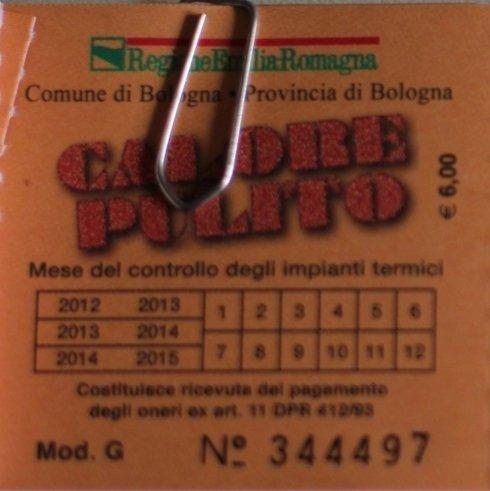 Rilascio bollino di certificazione calore pulito