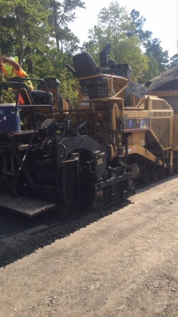 Paving Contractor Goldsboro, NC