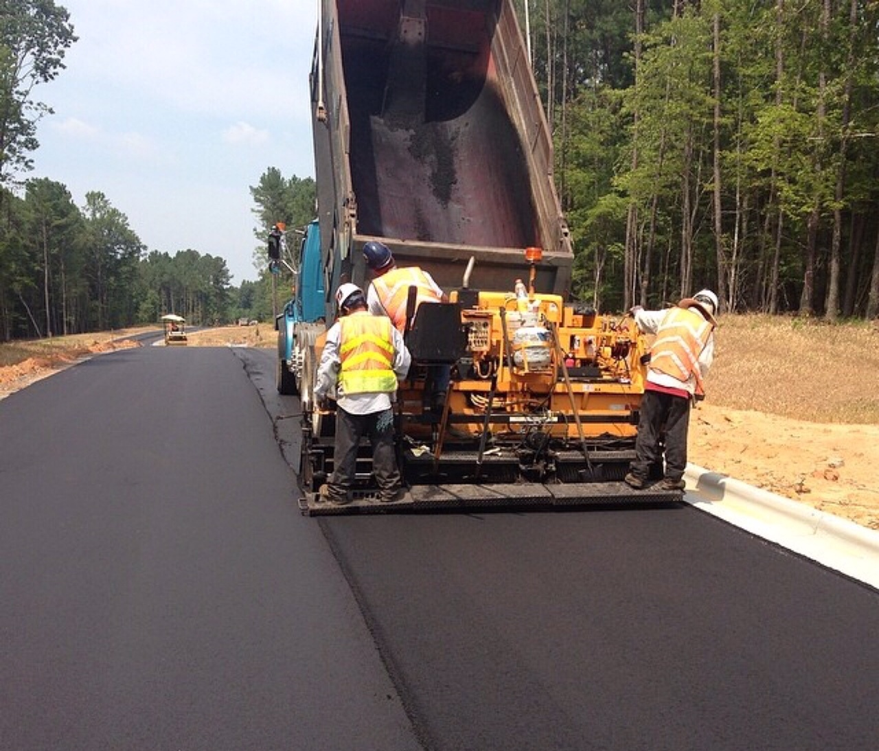 Asphalt Paving Contractor Raleigh, NC
