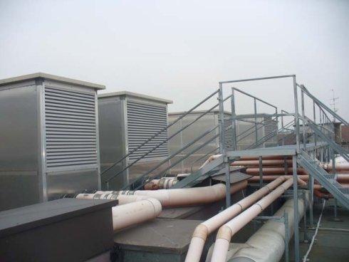 grandi impianti , depurazione, tubazione