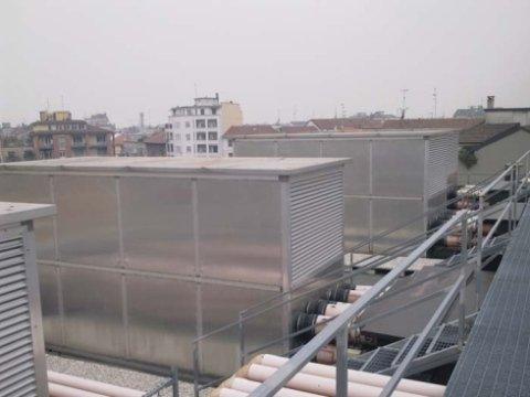impianti di circolazione aria, condizionamento, condizionamento aziendale