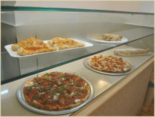pizza con bresaola