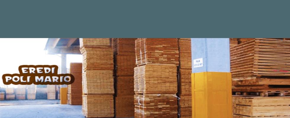 Segheria lavorazione del legno