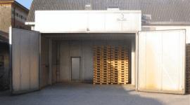 imballaggi in legno, produzione interna, materiali scelti