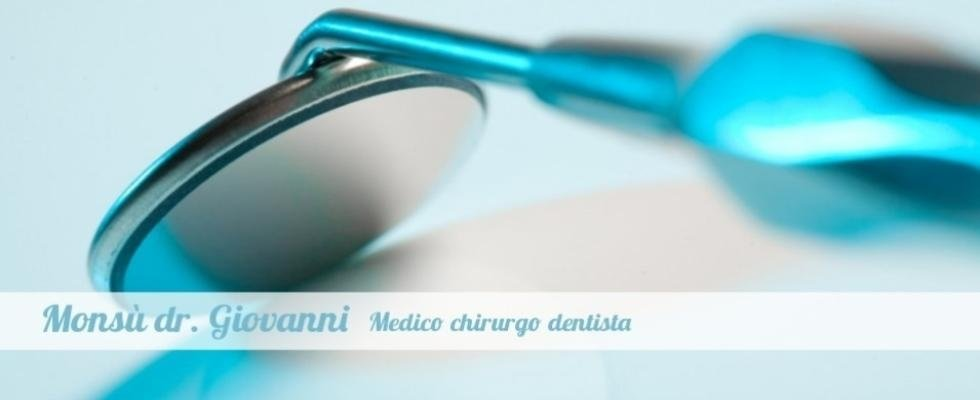 Monsù Dr. Giovanni - Medico chirurgo dentista - Perugia