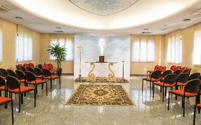 Sala commiato